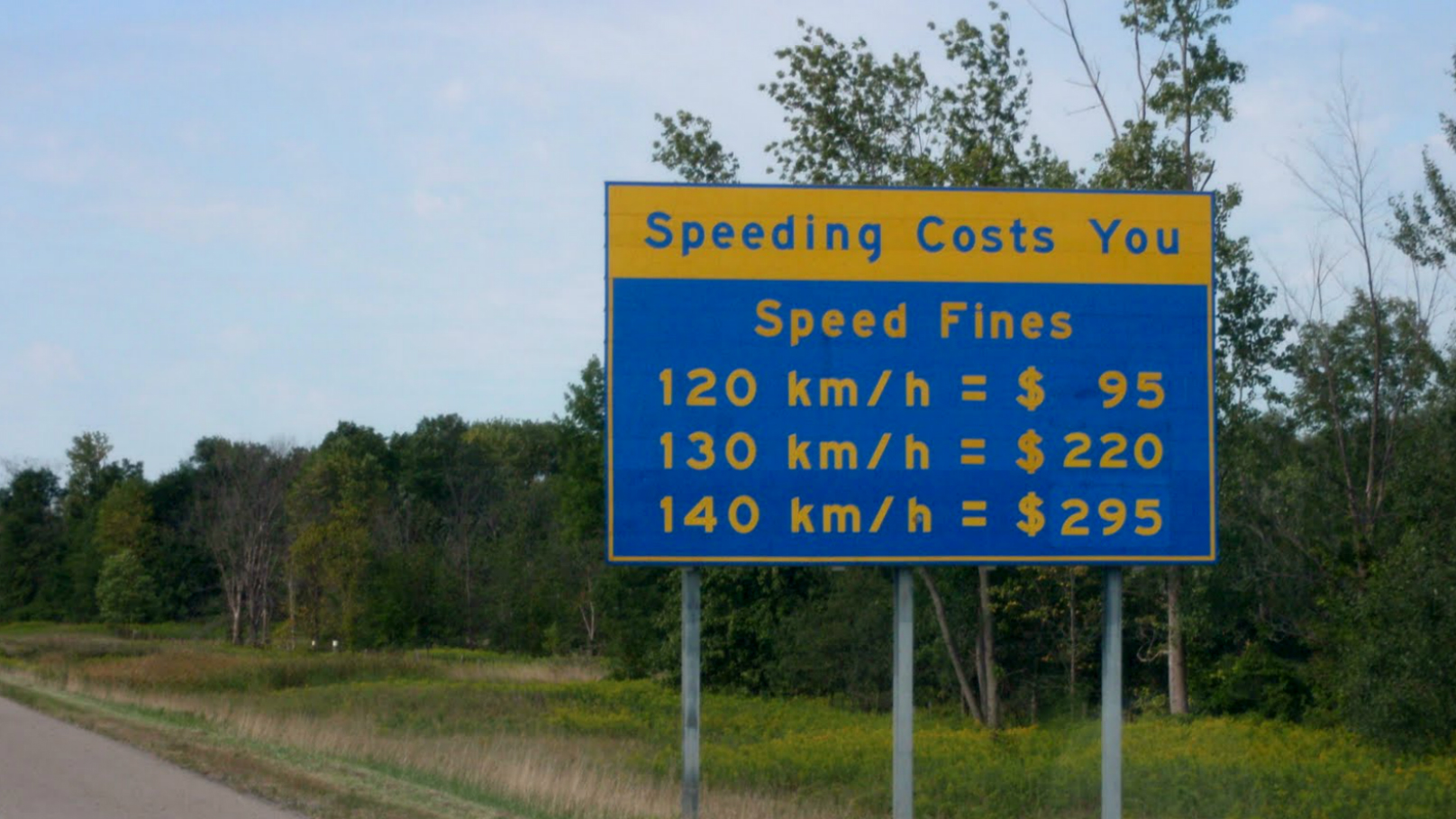 the cause and effect of speeding on the freeway Recently published articles from accident analysis  freeway crash risks evaluation by variable speed limit  the effect of 'smart' financial incentives on.
