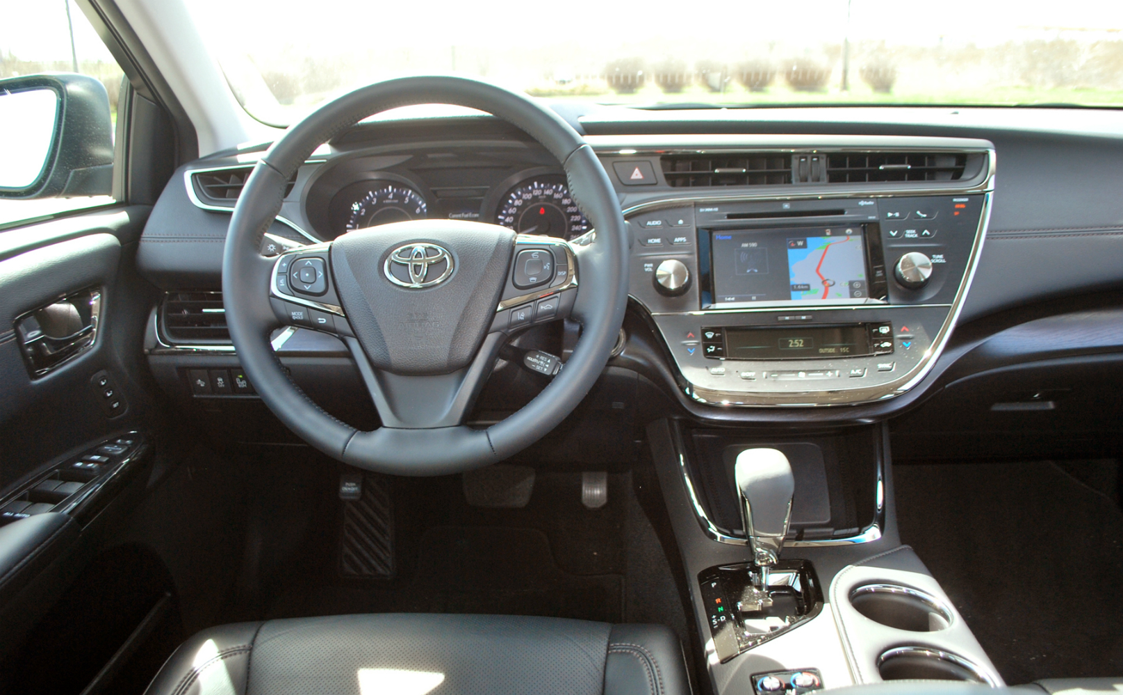 river toyota high ext avalon showcase
