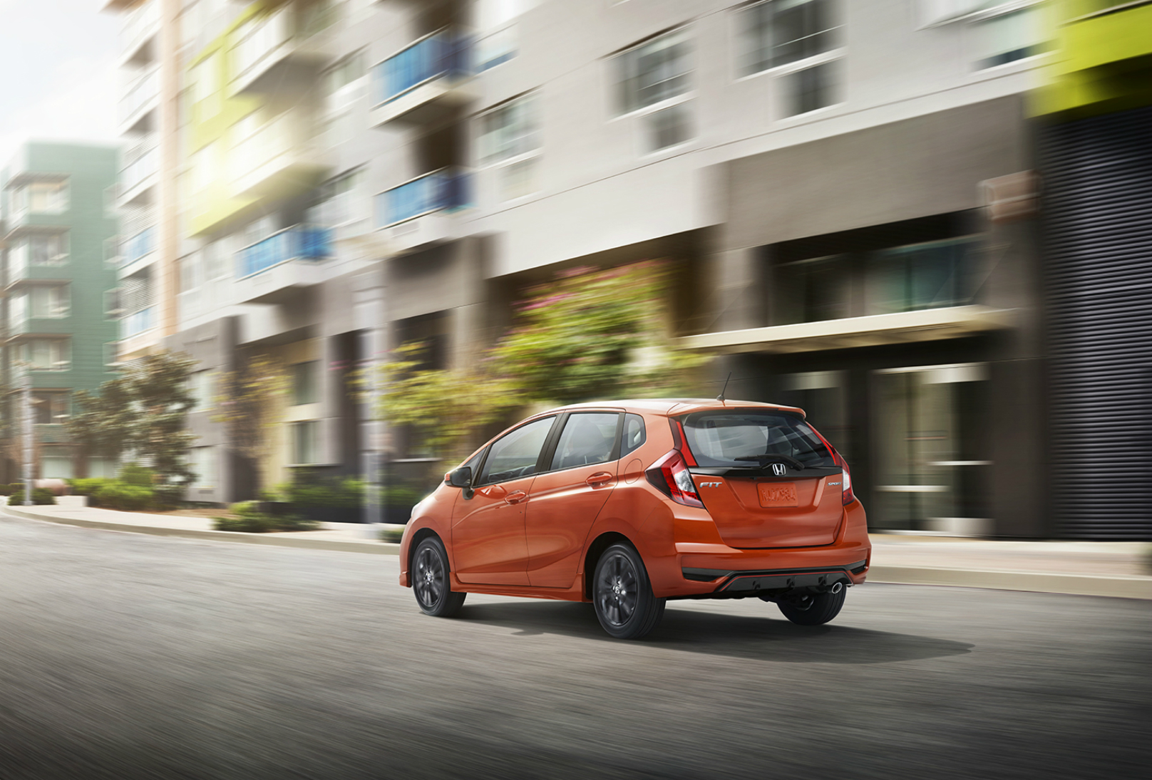 2018 Honda Fit Refreshed