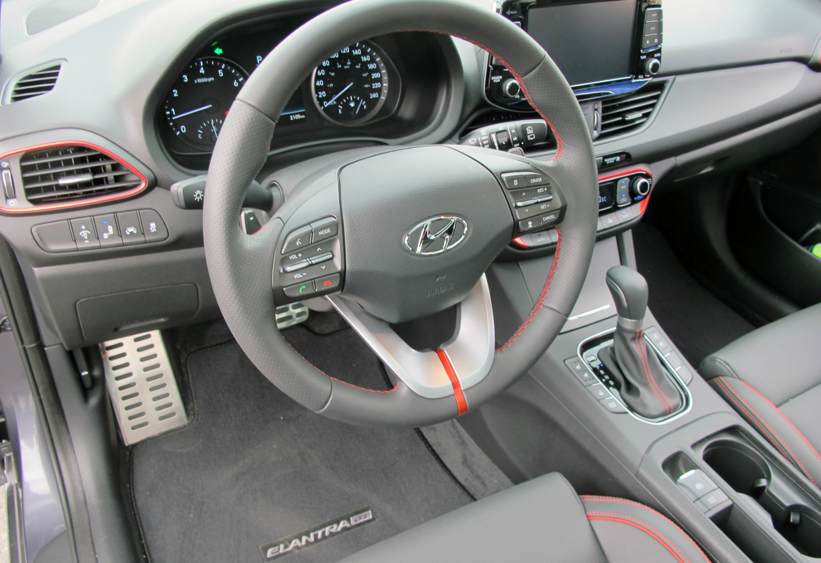 hyundai youtube test elantra watch drive review