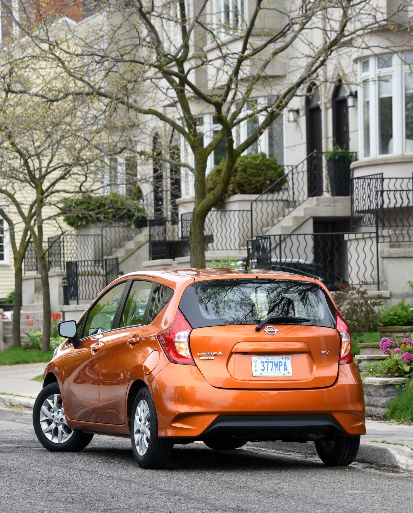 2017 Nissan Versa Note Review