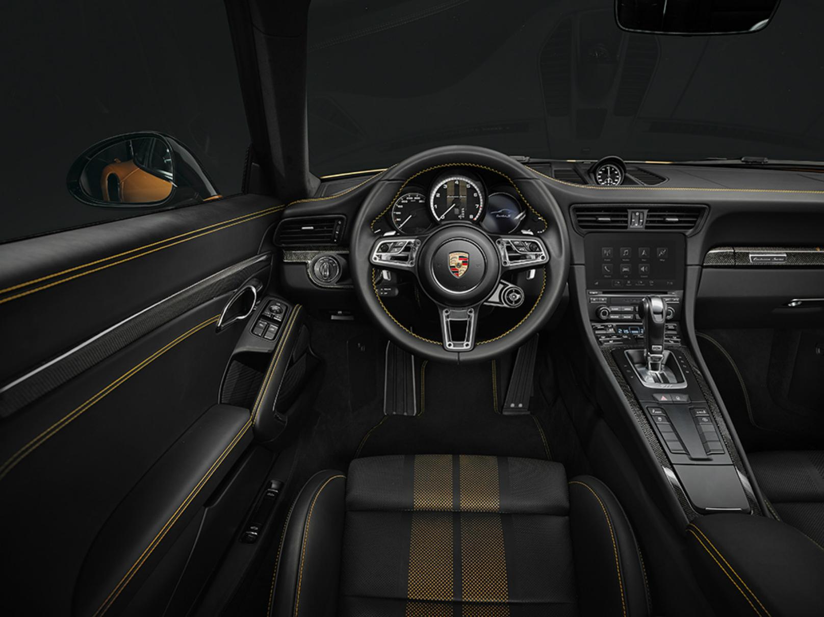 911 Turbo S Exclusive