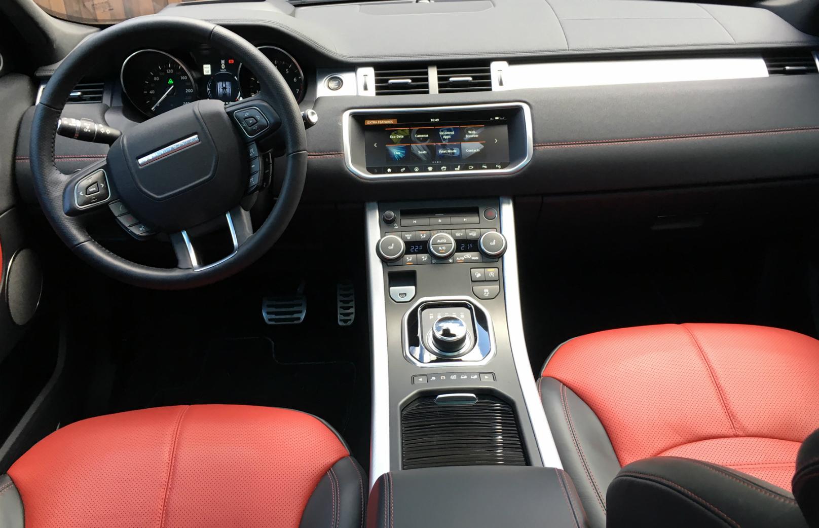 2017 Range Rover Evoque Si4 4WD HSE Dynamic