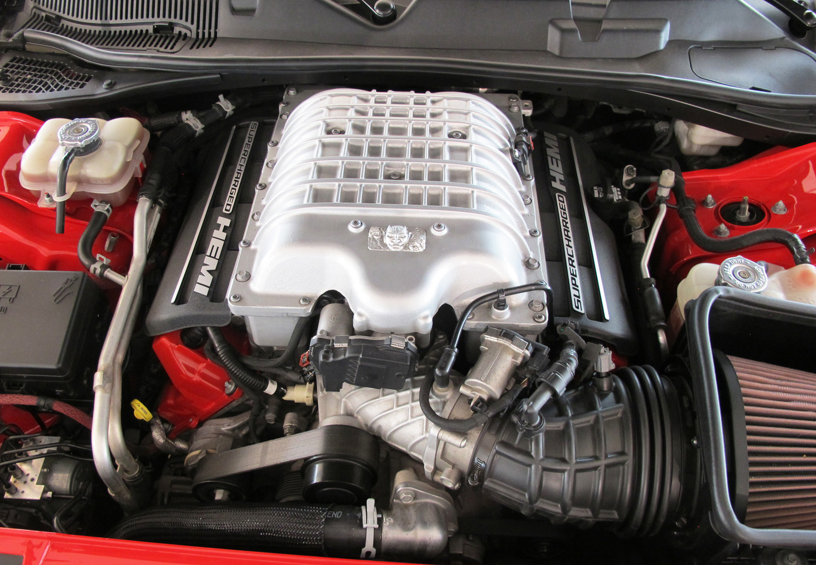 Dodge Demon 6.2L