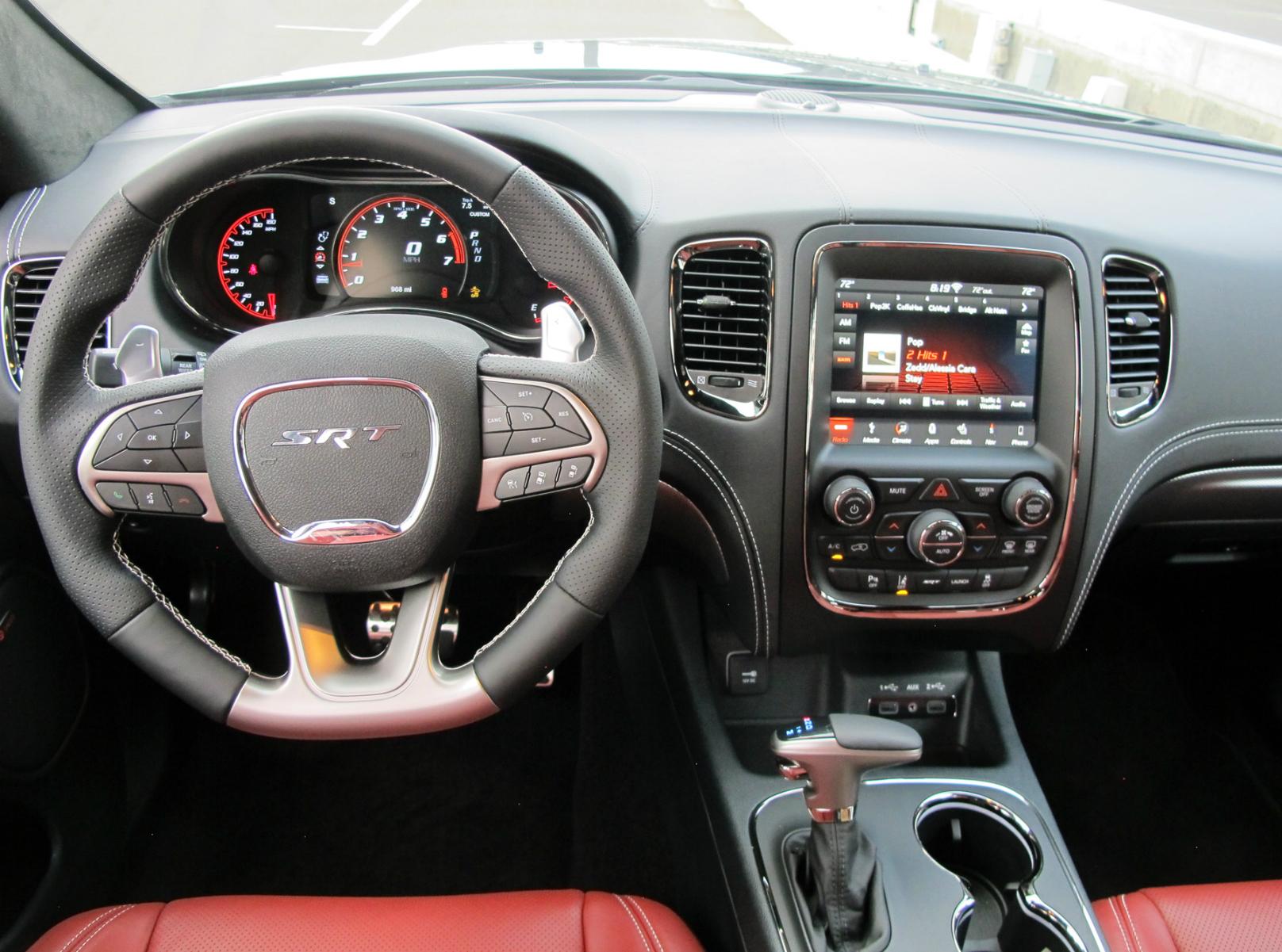 2018 Dodge Durango SRT AWDReview