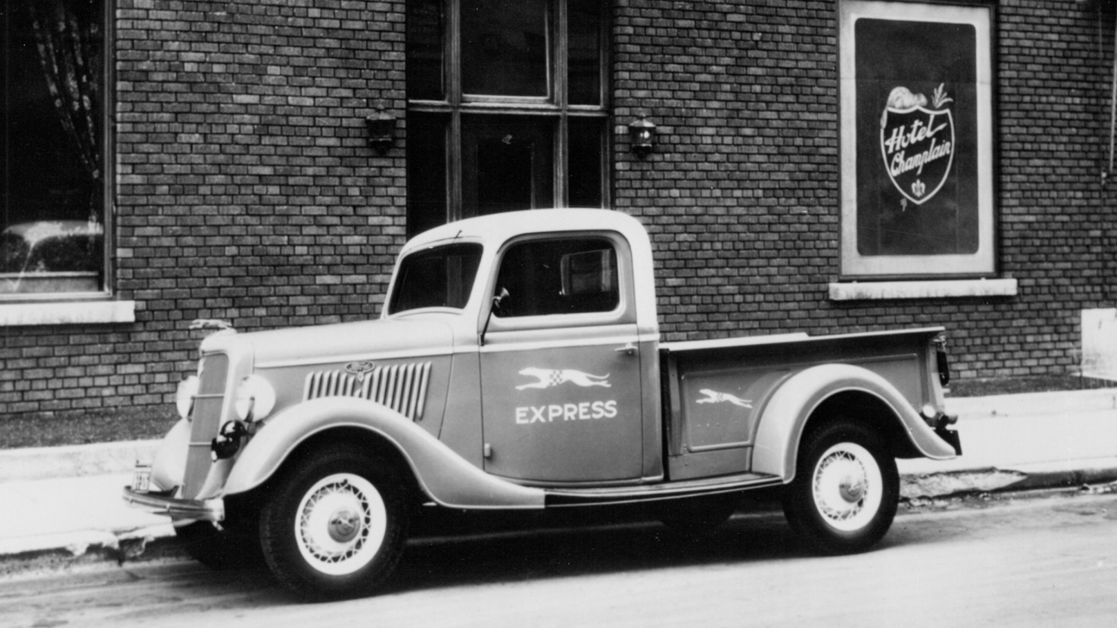 Ford Marks 100 Years Of Truck Building 1941 3 4 Ton Pickup Trucks