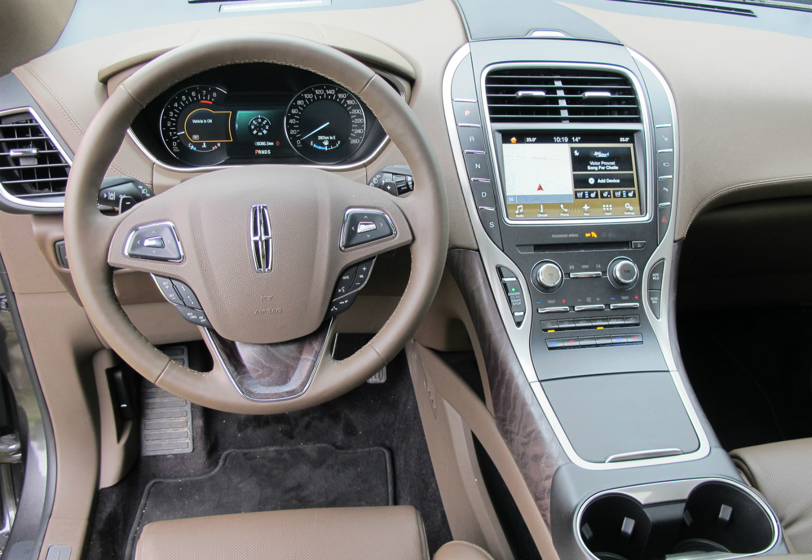 2017 Lincoln MKX Review