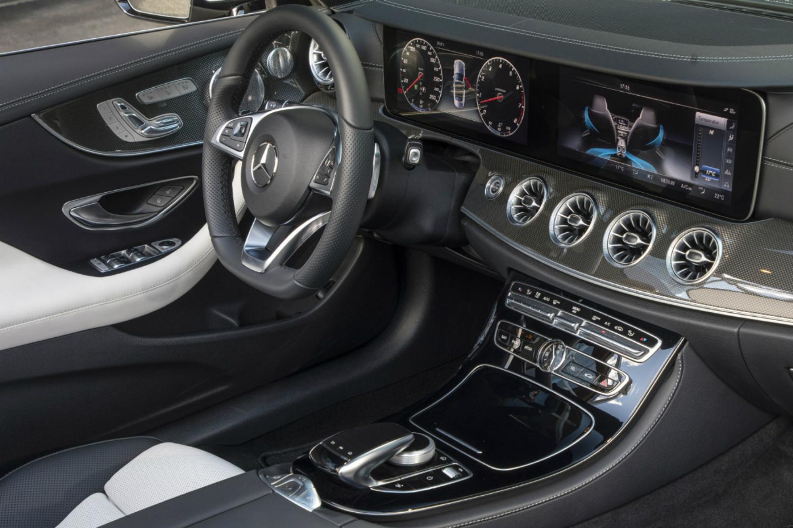 2018 Mercedes E-Class Cabriolet Review