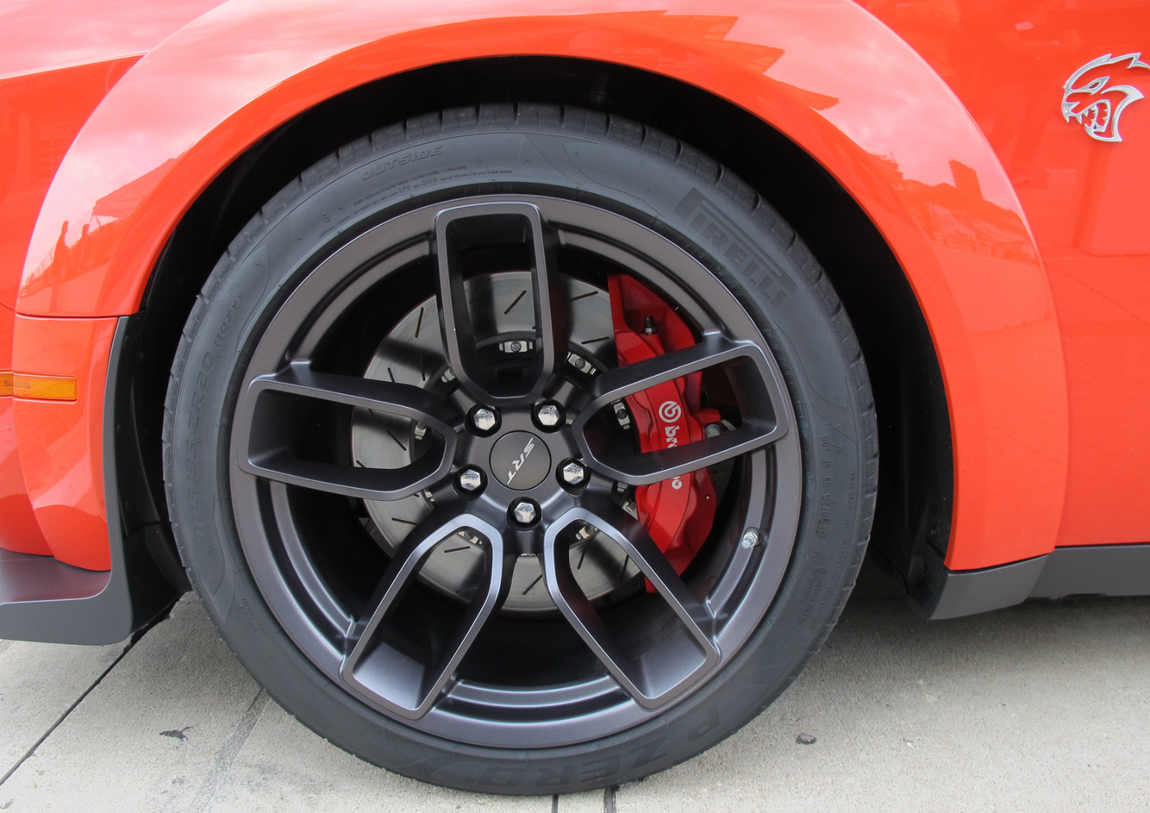 Dodge Builds A Widebody Bullet Wheels Ca