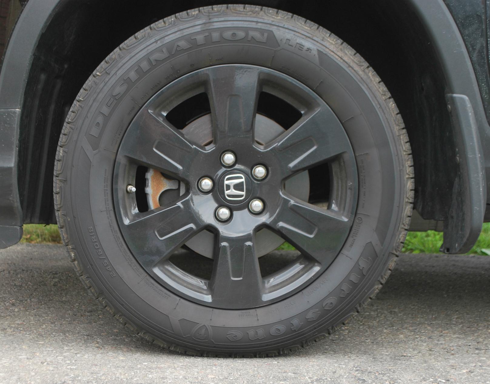 Honda Ridgeline Review