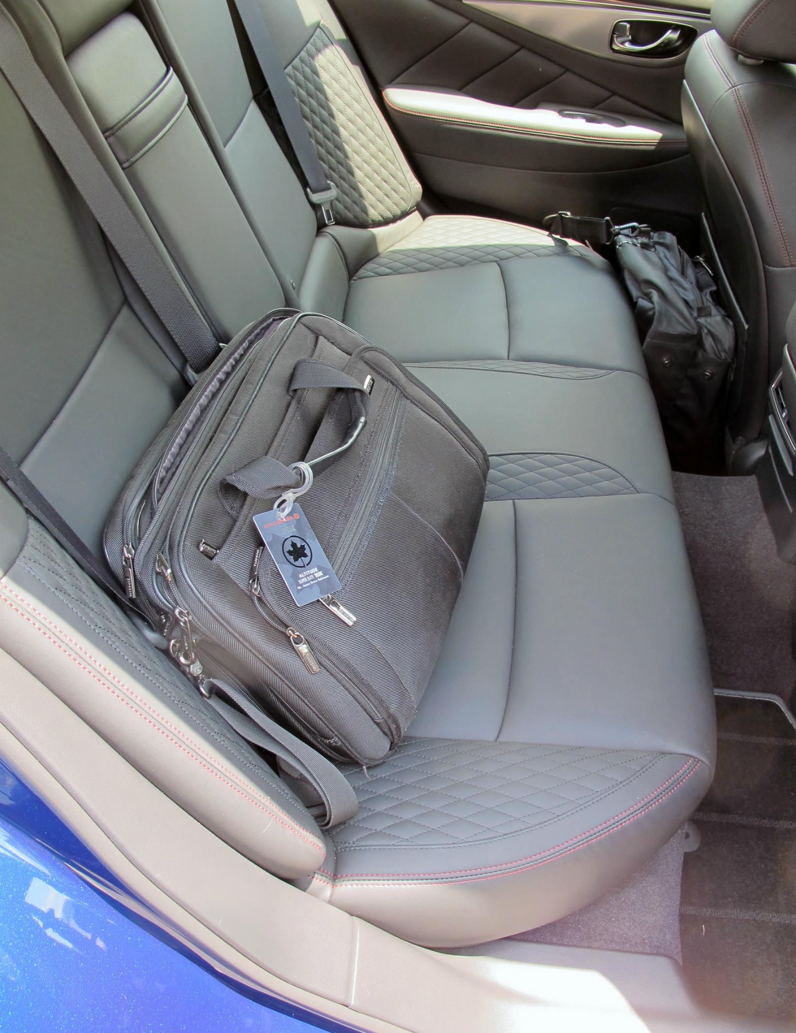 Infiniti Q50 AWD Review