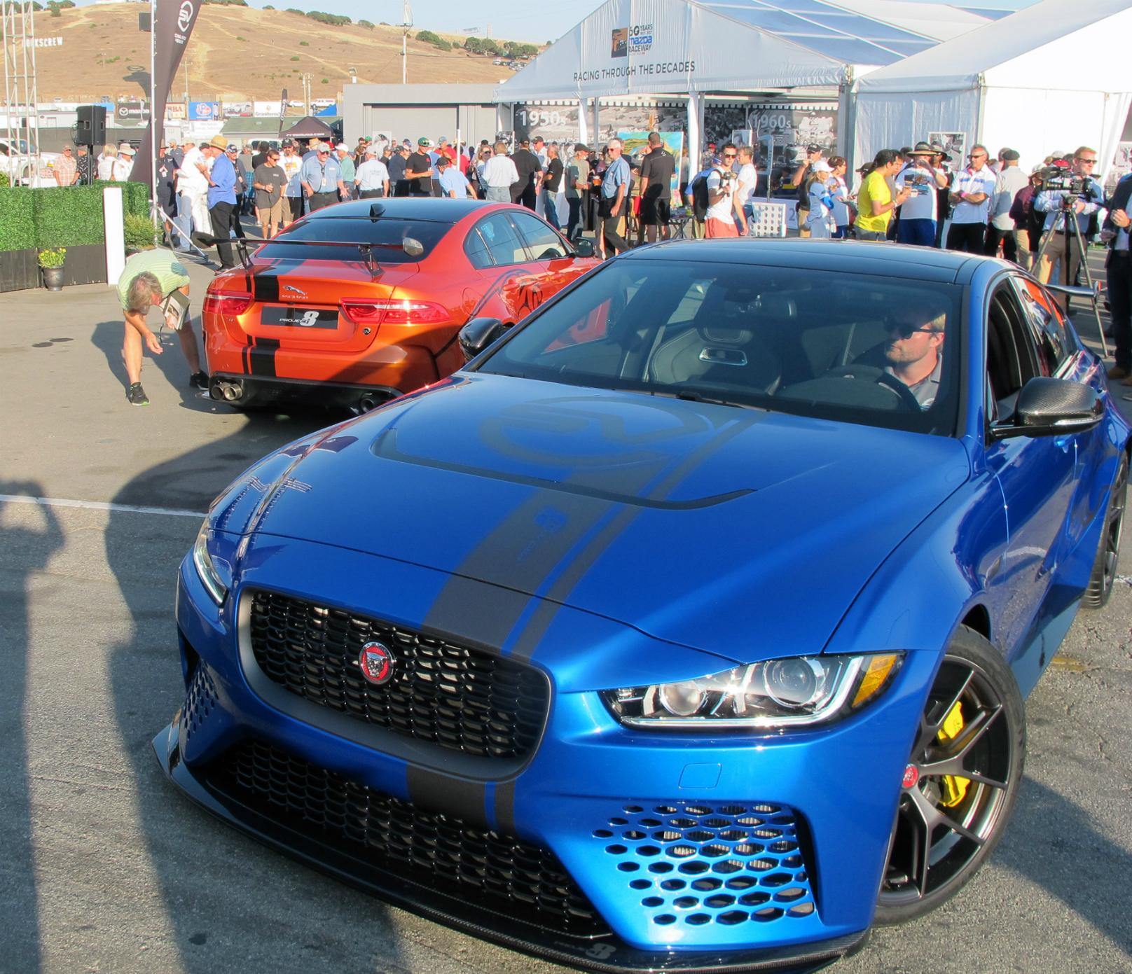 """The New Jaguar: Jaguar Unveils Its """"Most Extreme"""" Car Ever"""