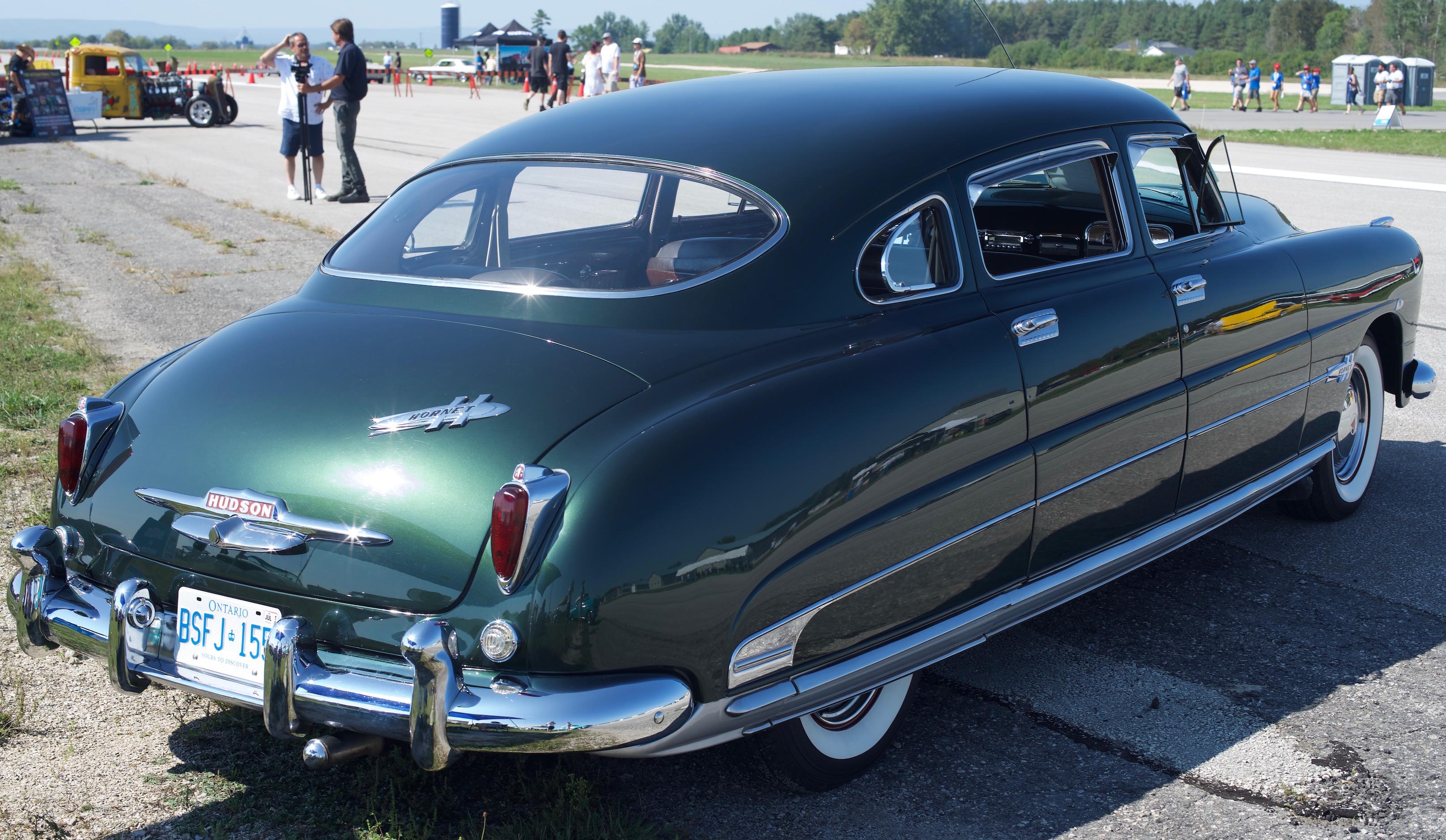 Hudson Hornet Hagerty