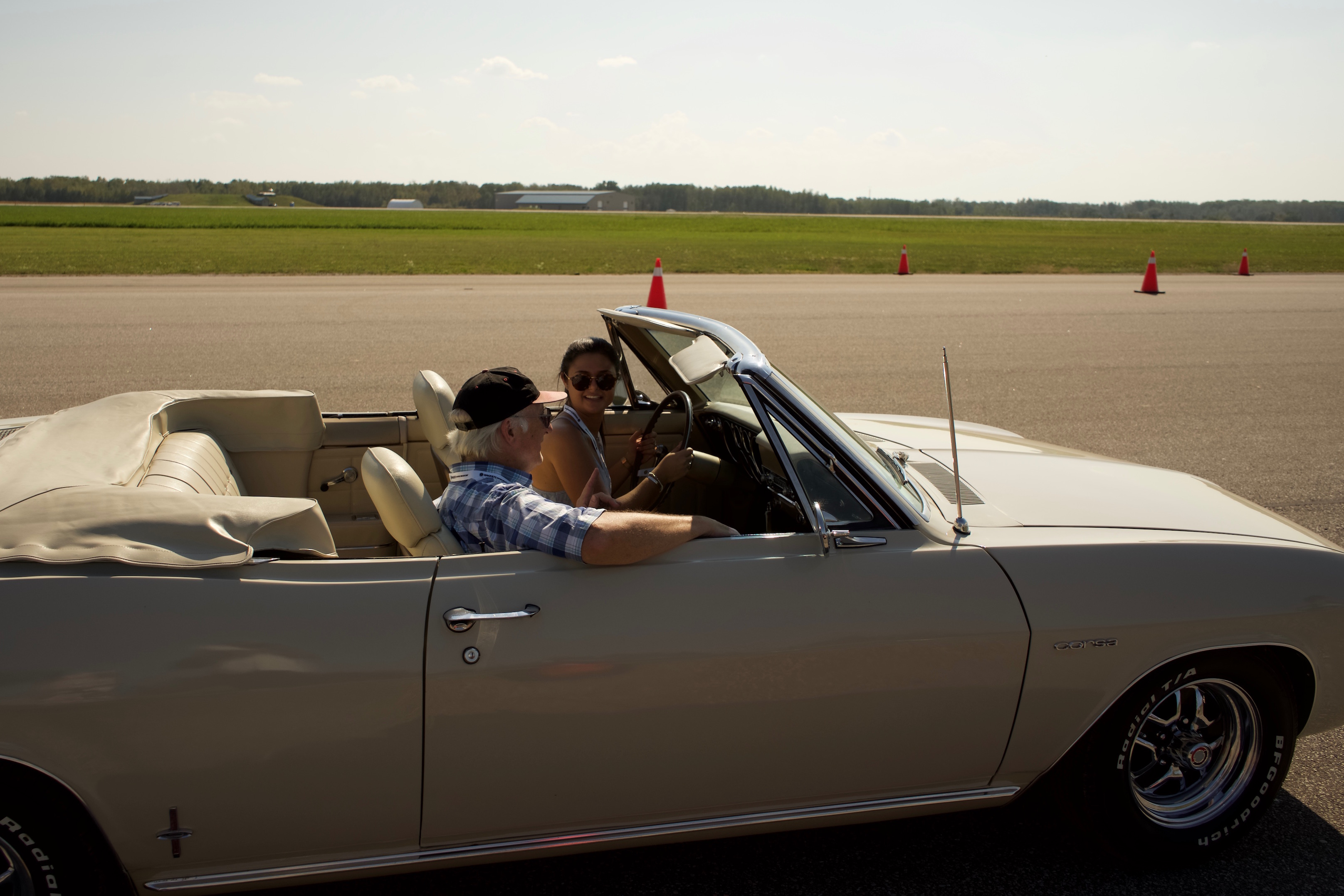 Hagerty Youth Driving Experience