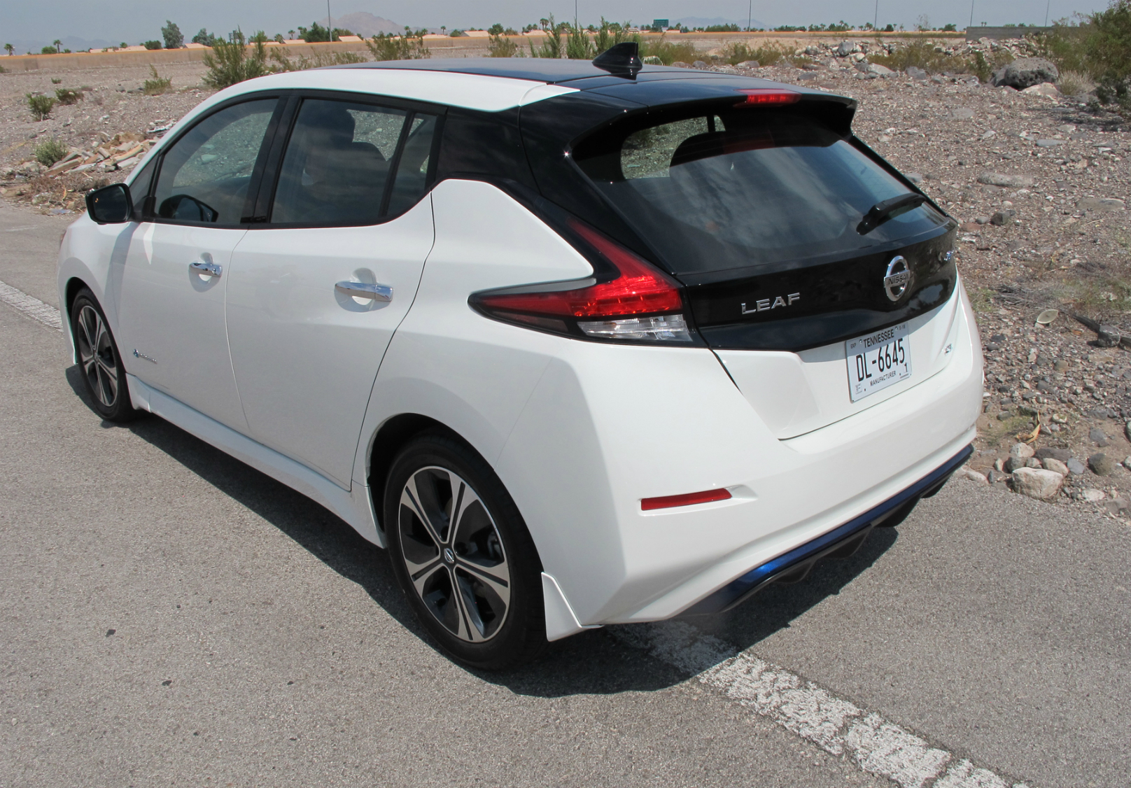 Nissan Leaf 2018 Review >> Nissan Sprouts a New Leaf – WHEELS.ca