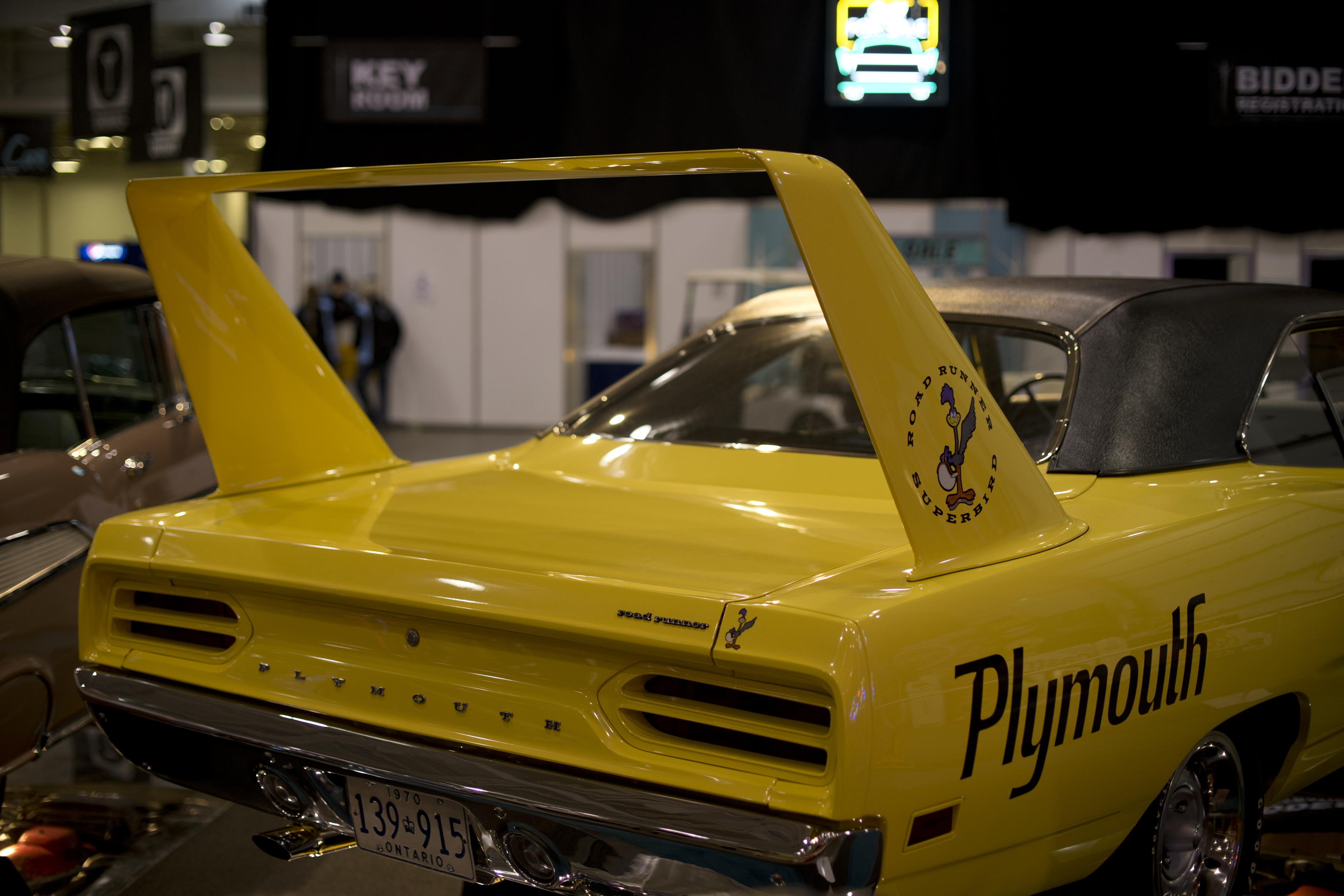 Ultra Rare Superbird Goes on the Block at the Toronto Fall Classic ...