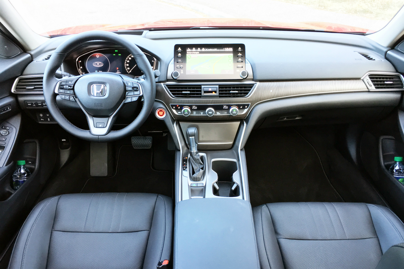 2018 Honda Accord Review