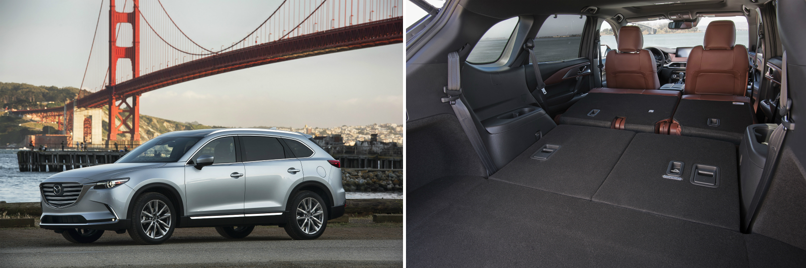 Mazda CX-9 Three-Row SUV