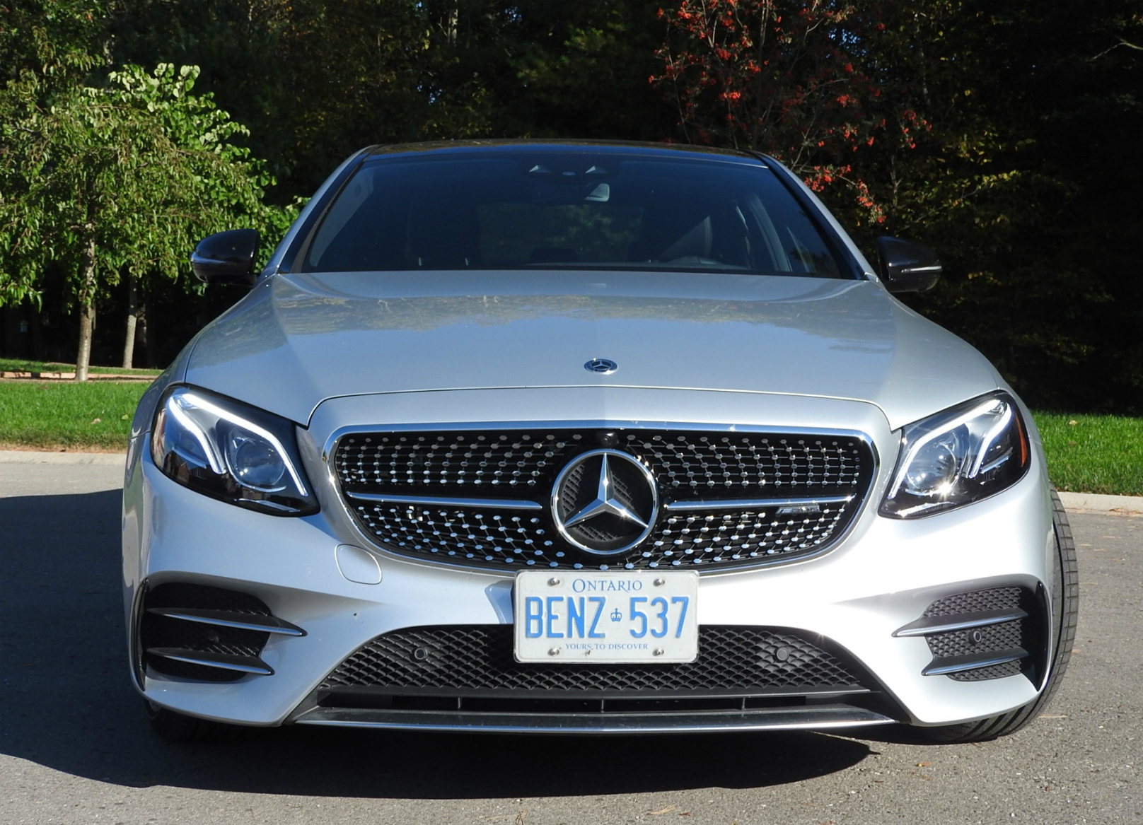Less is Quite Enough in the AMG E43 4MATIC – WHEELS.ca