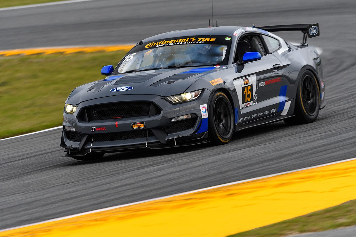 TrackWorthy - Mustang GT4 enters final race of GT4 European Series Southern Cup