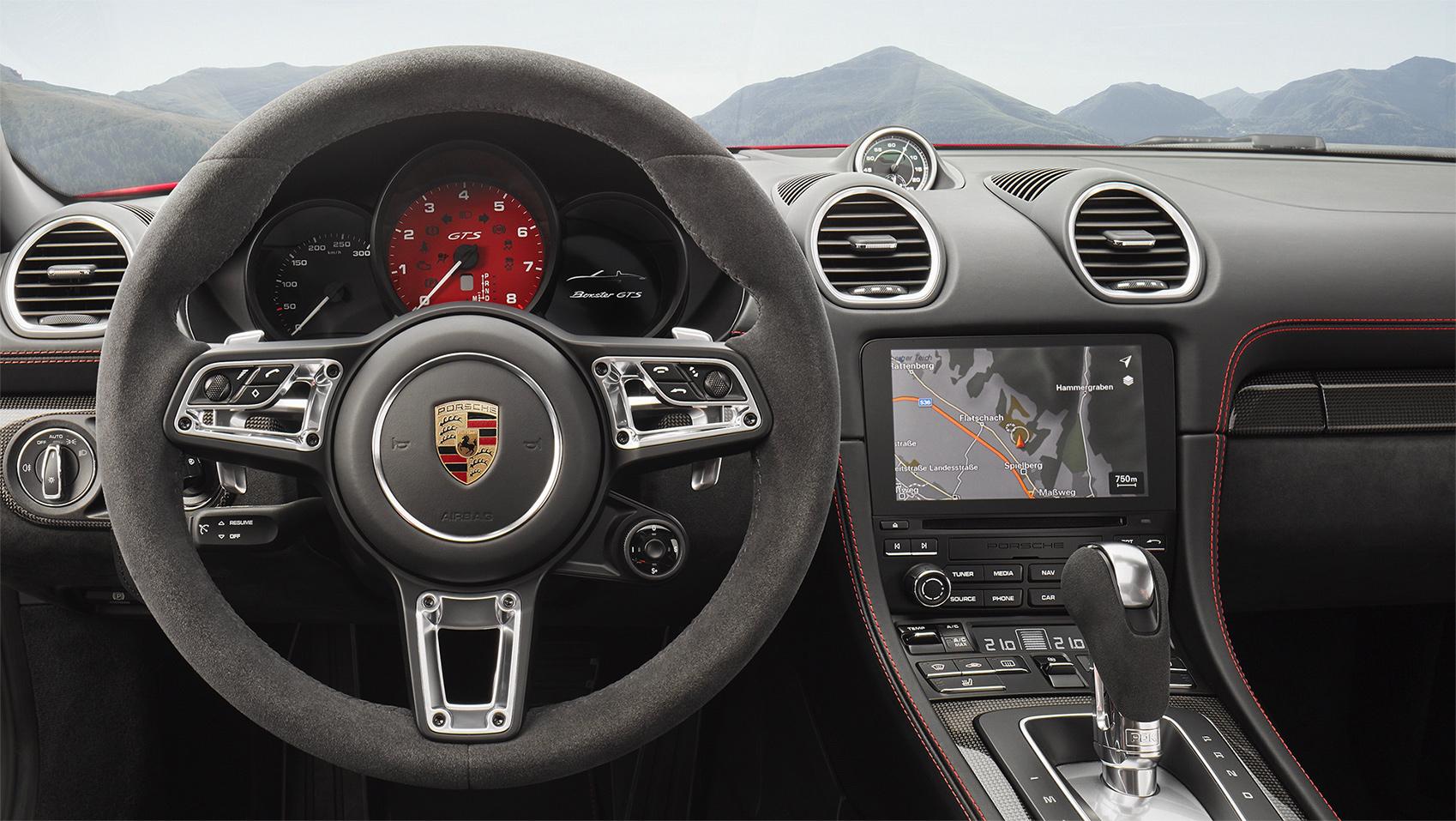 TrackWorthy - Porsche 718 GTS