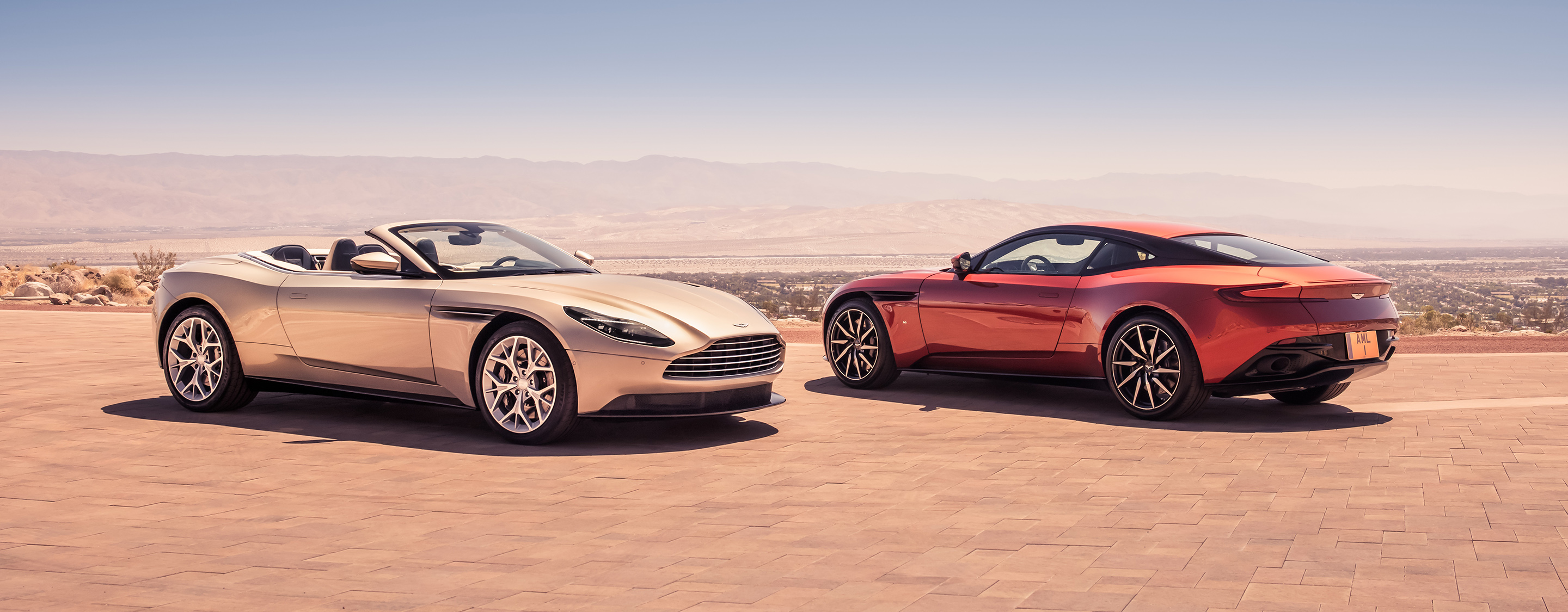 Aston Martin Drops The Top On The DB Volante WHEELSca - Aston martin volante
