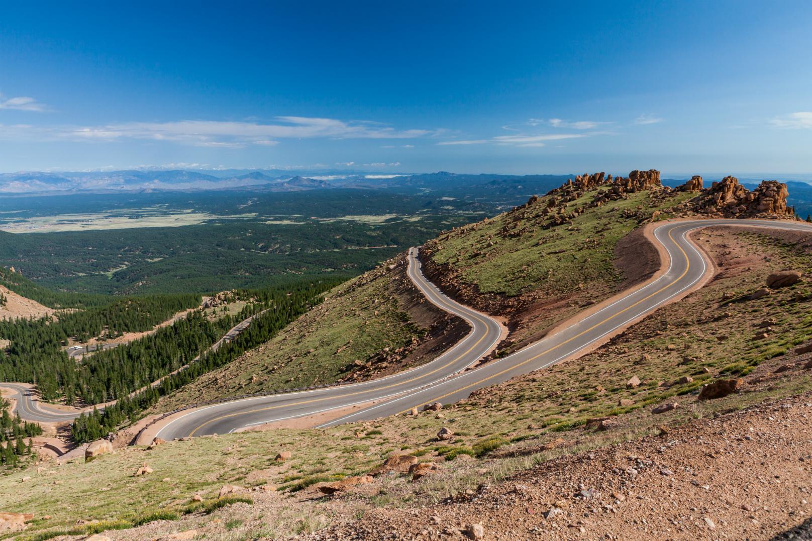 Volkswagen Motorsport Pikes Peak