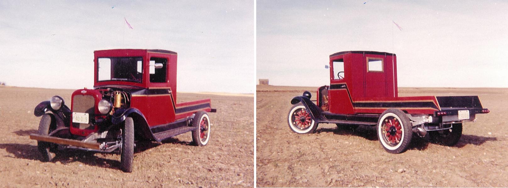 Eye Candy: 1928 Chevrolet Truck