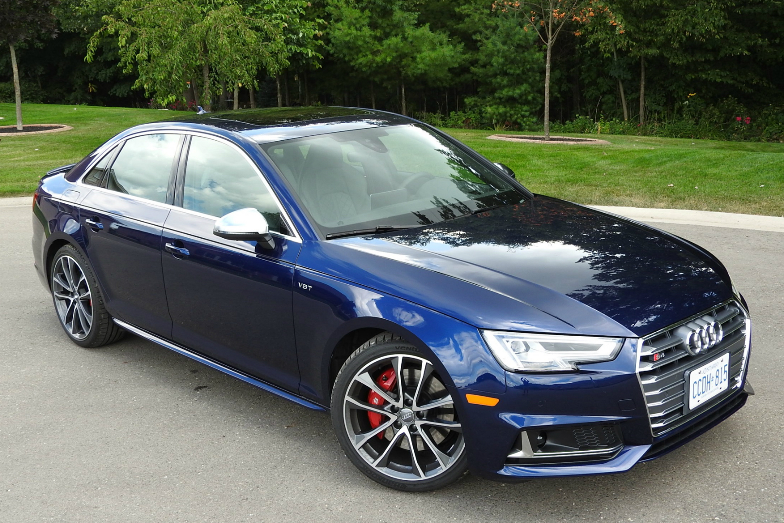 Audi S Has What It Takes WHEELSca - Audi s4