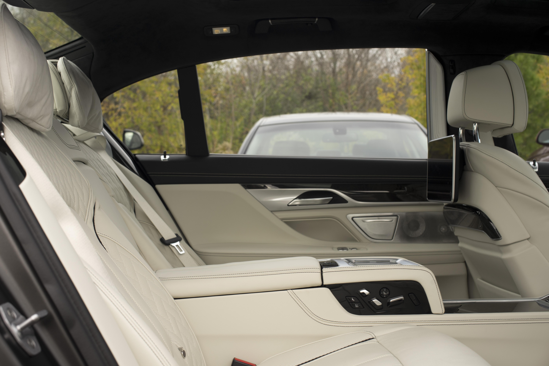 2018 M760Li xDrive interior