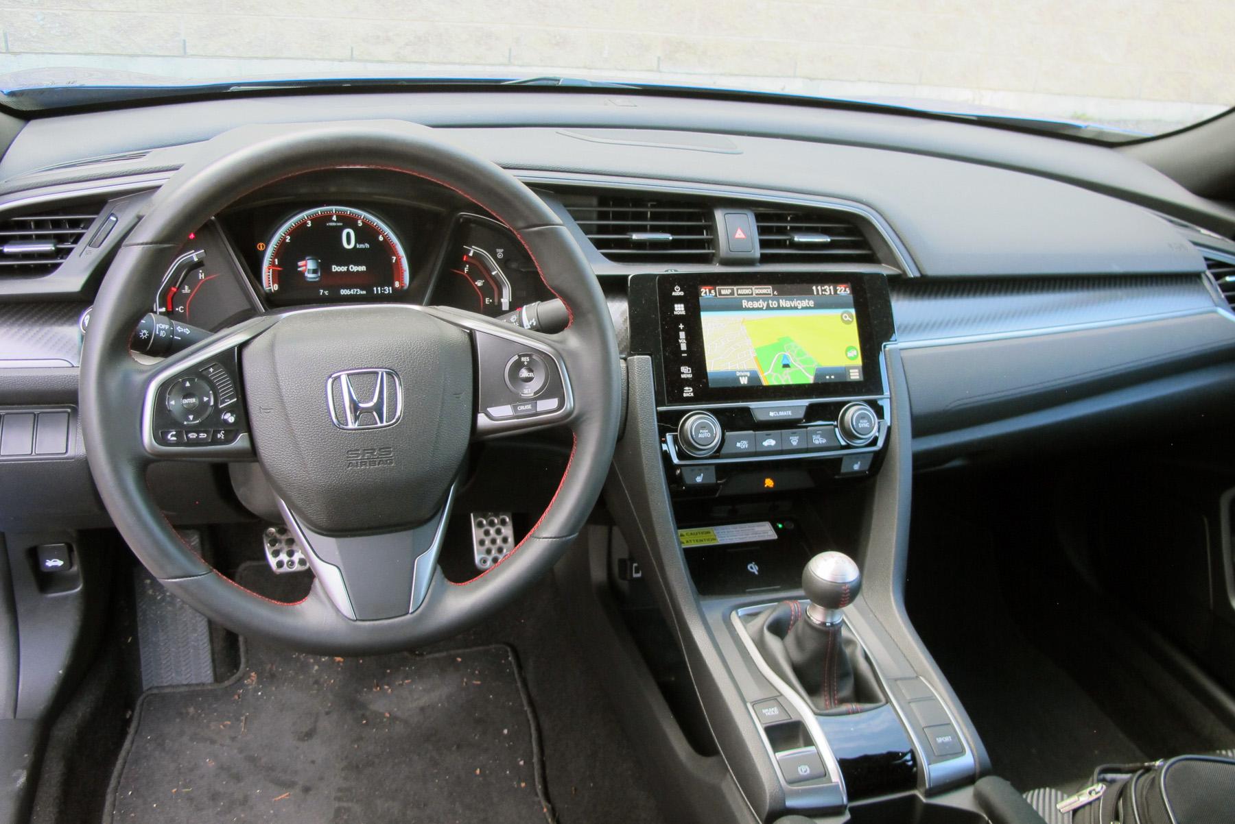 2017 Honda Civic Si review