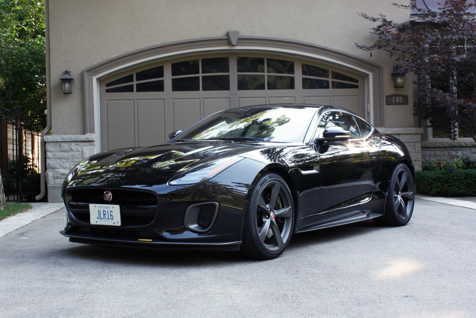 2018 Jaguar F-Type 400 Sport review