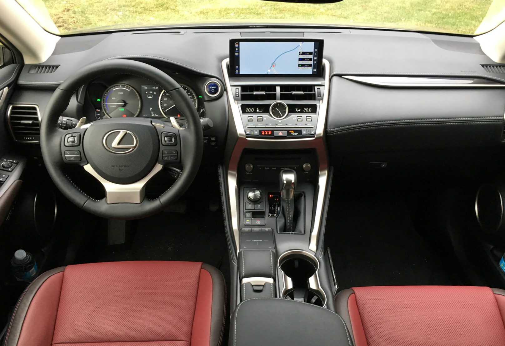 2018 Lexus NX300 Review