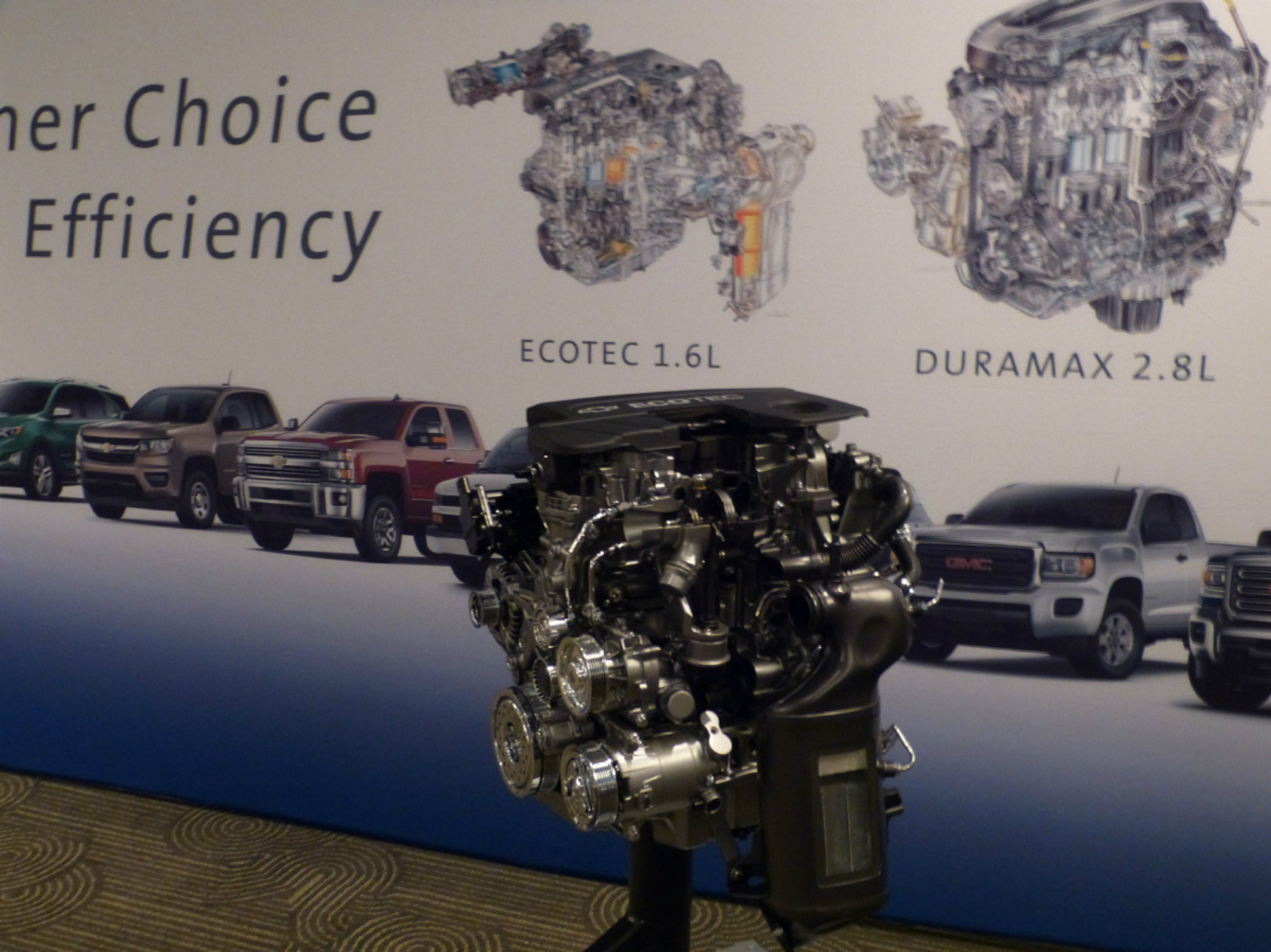 GM Diesel engines