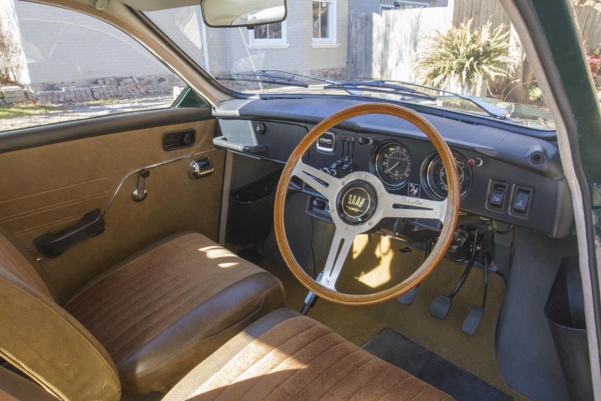 Eye Candy: 1971 Saab 96 – WHEELS.ca