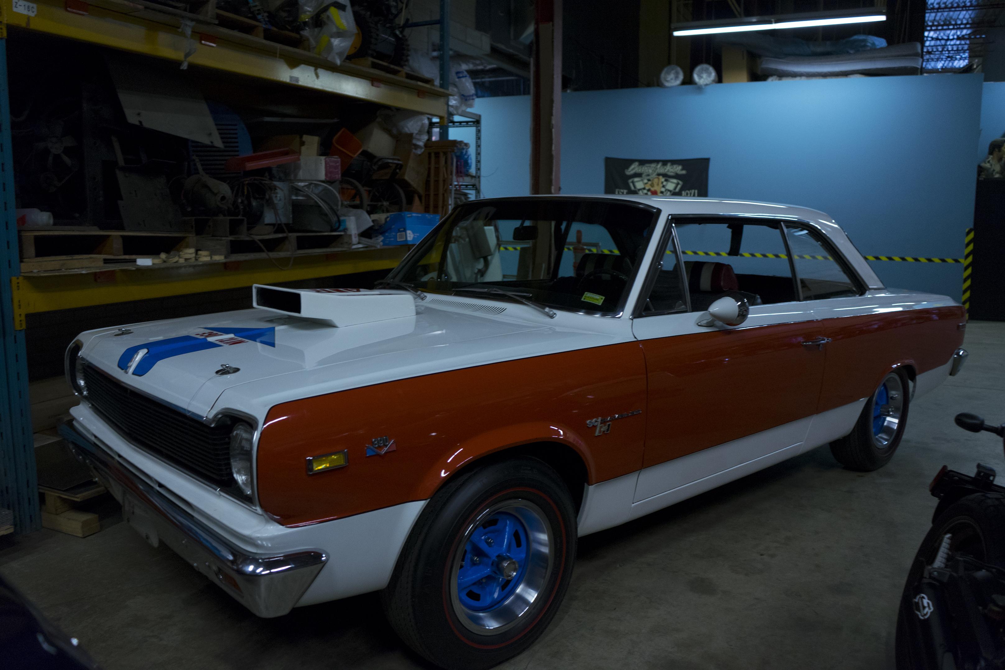 AMC Scrambler wheels.ca