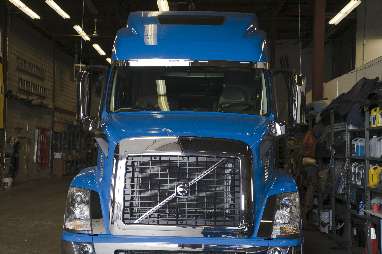 TFX International Volvo