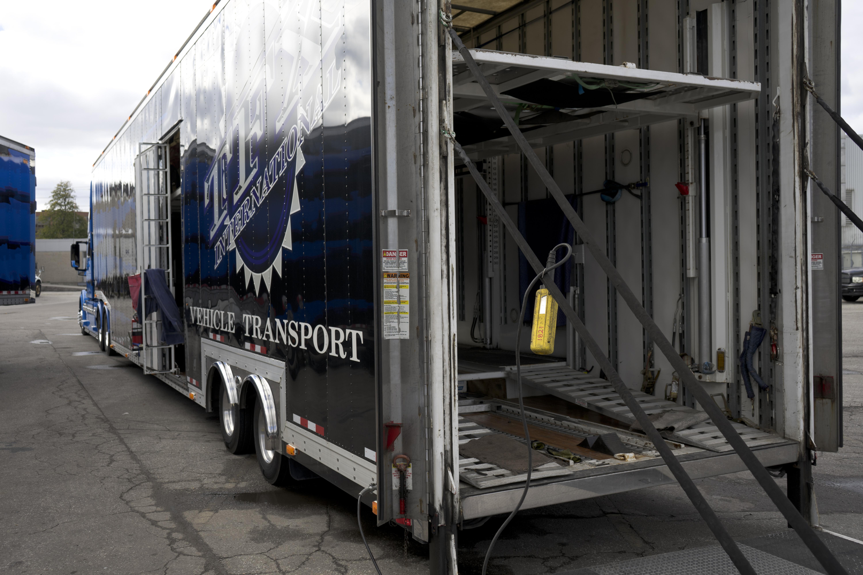 TFX International auto transport