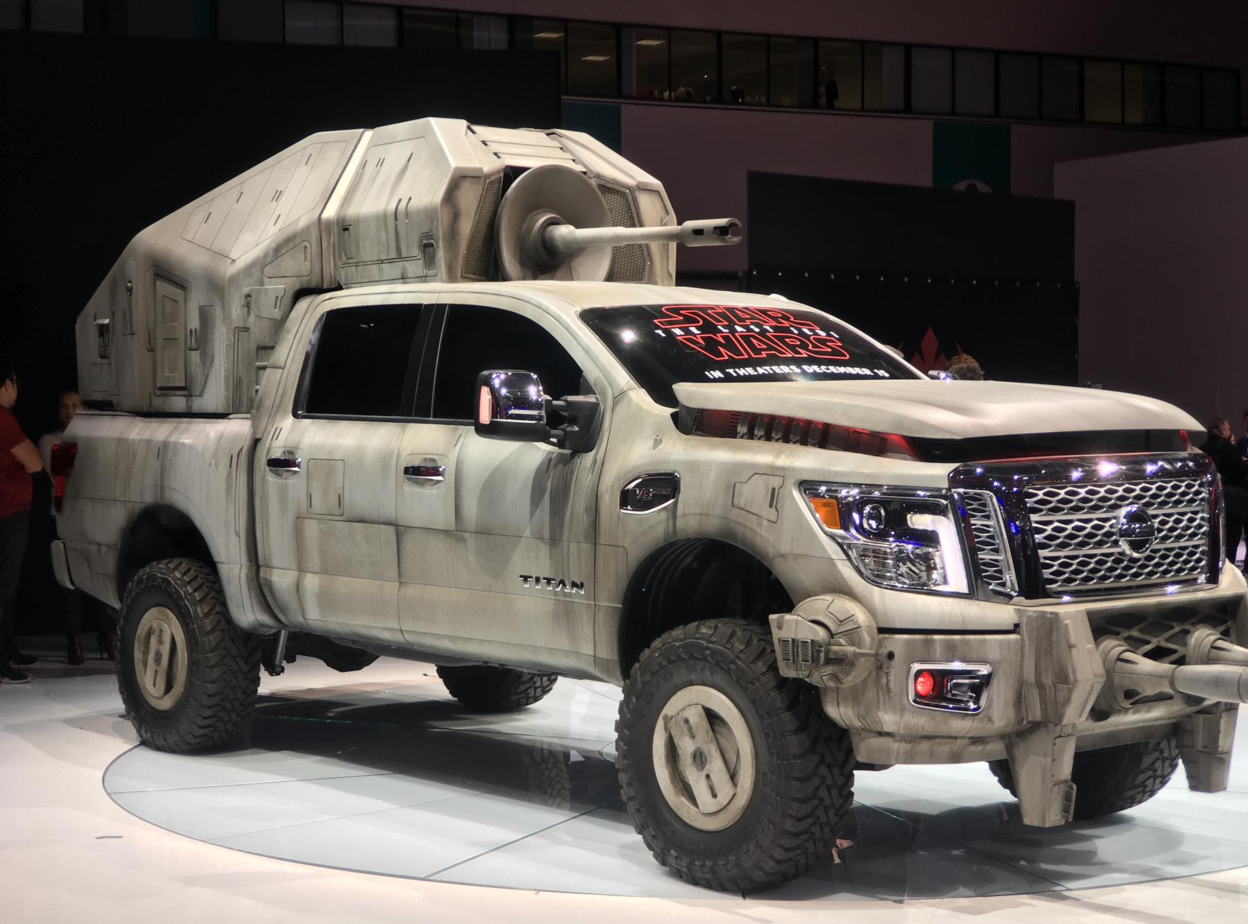 LA Auto Show Japanese