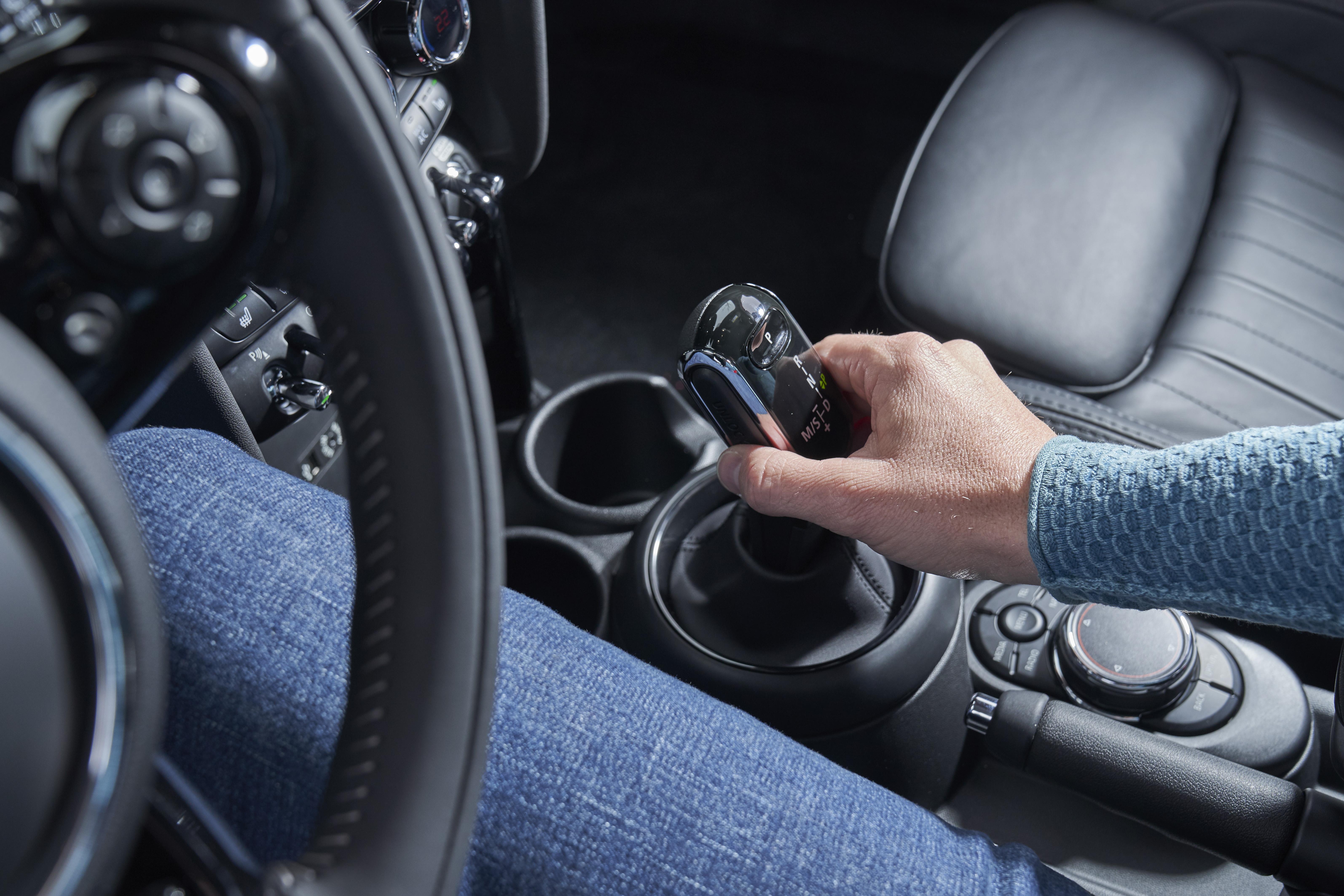MINI double clutch transmission
