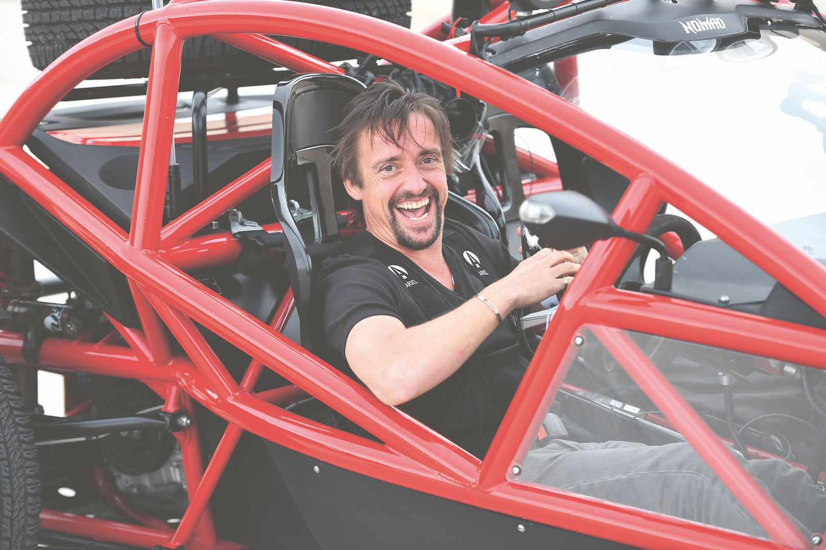 richard hammond interview