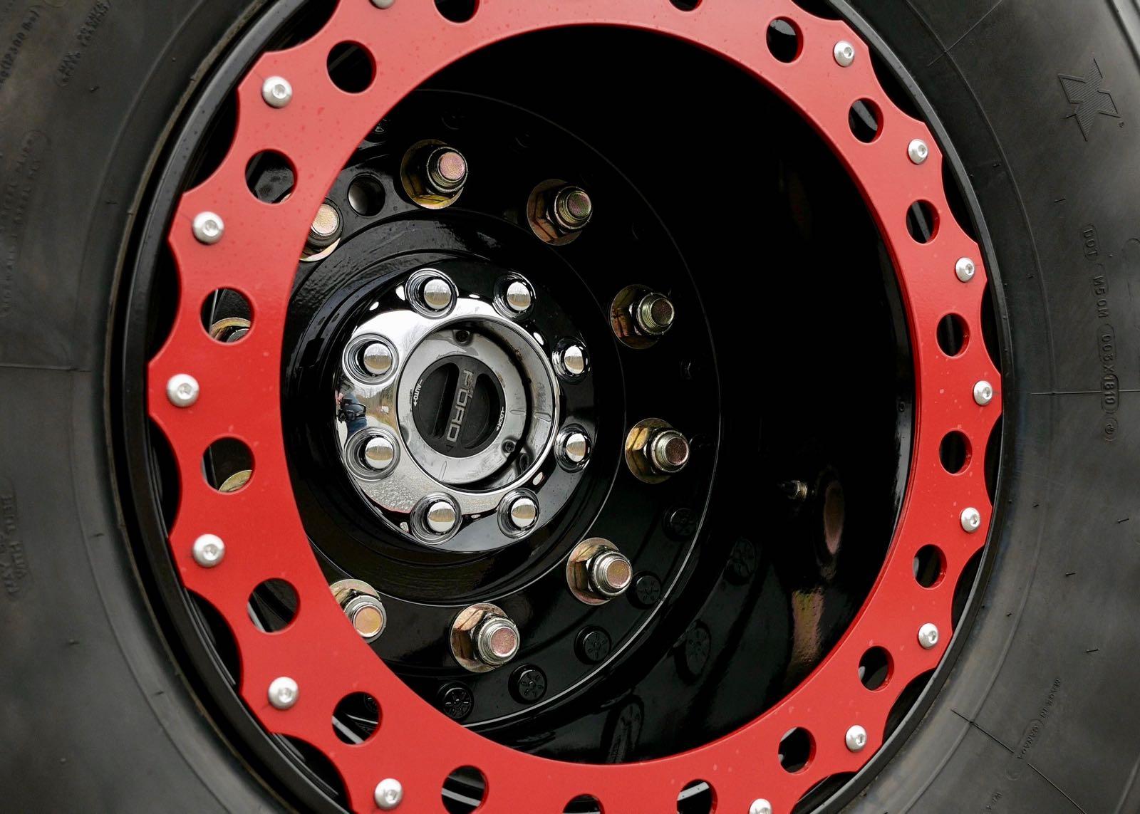 MBRP Megaraptor wheels