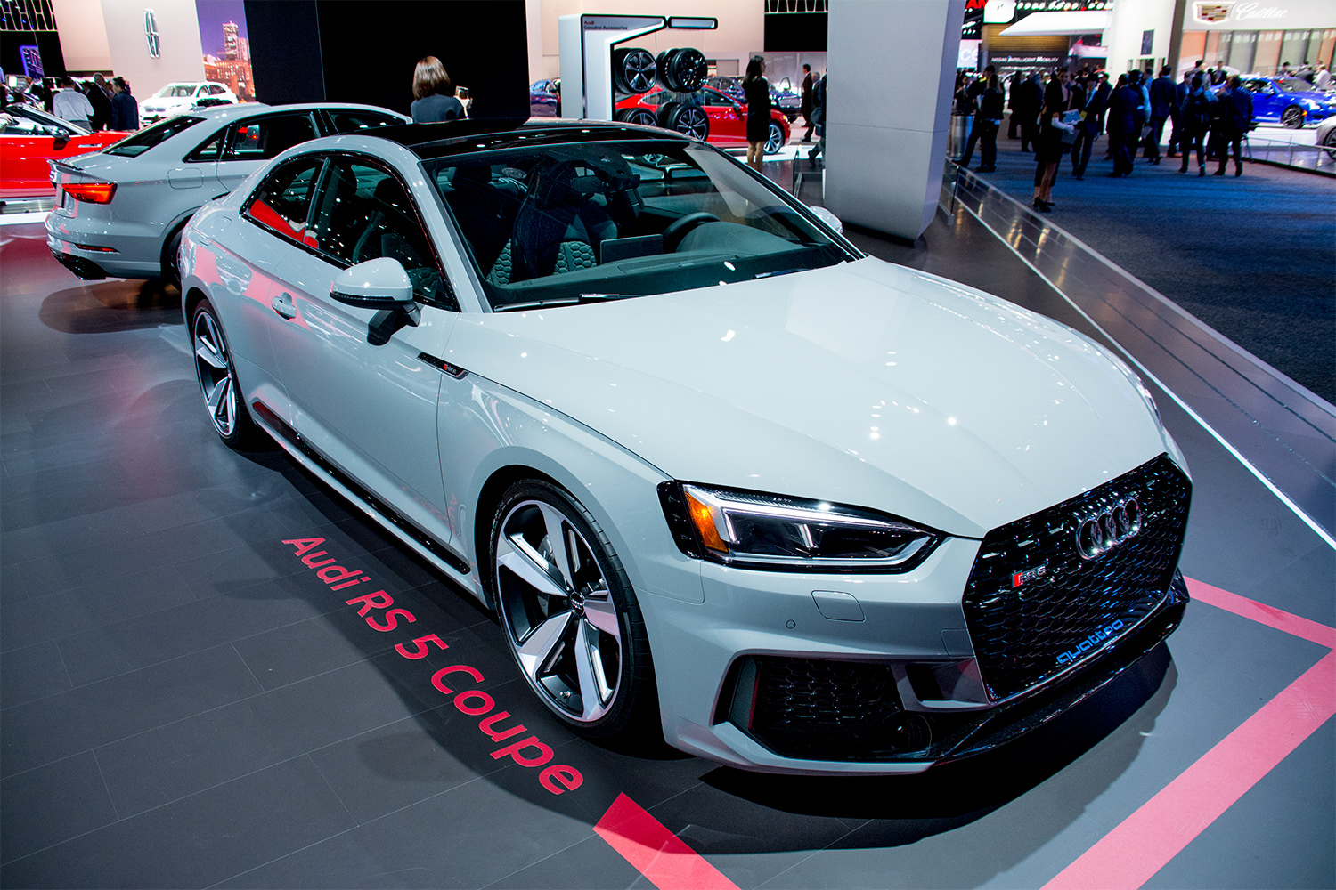 TrackWorthy - 2018 NAIAS Detroit - 001