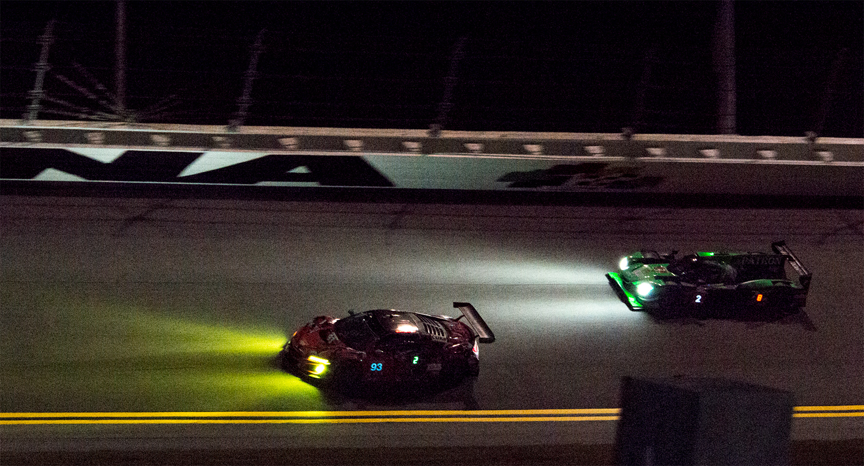 TrackWorthy - Rolex 24 Hours at Daytona - Dark - 041