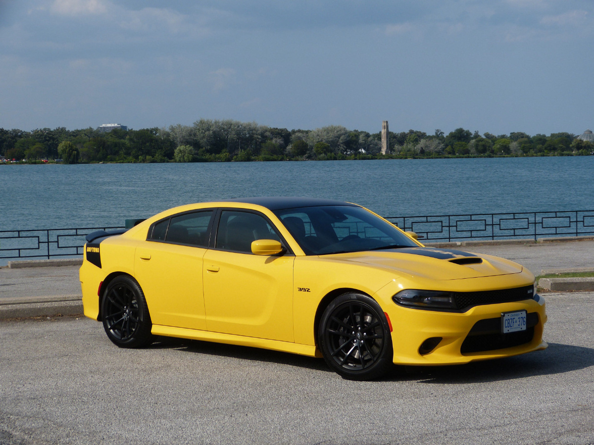 2018 Dodge Challenger and Charger