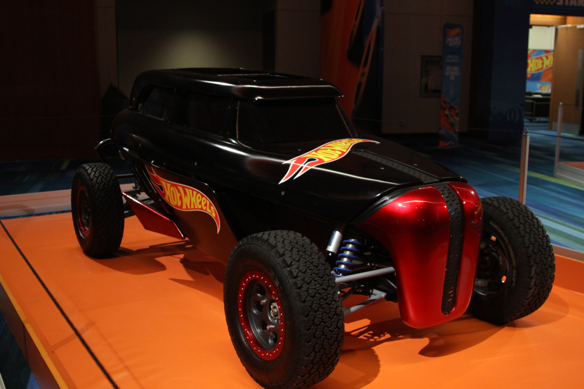 50th anniversary of Hot Wheels