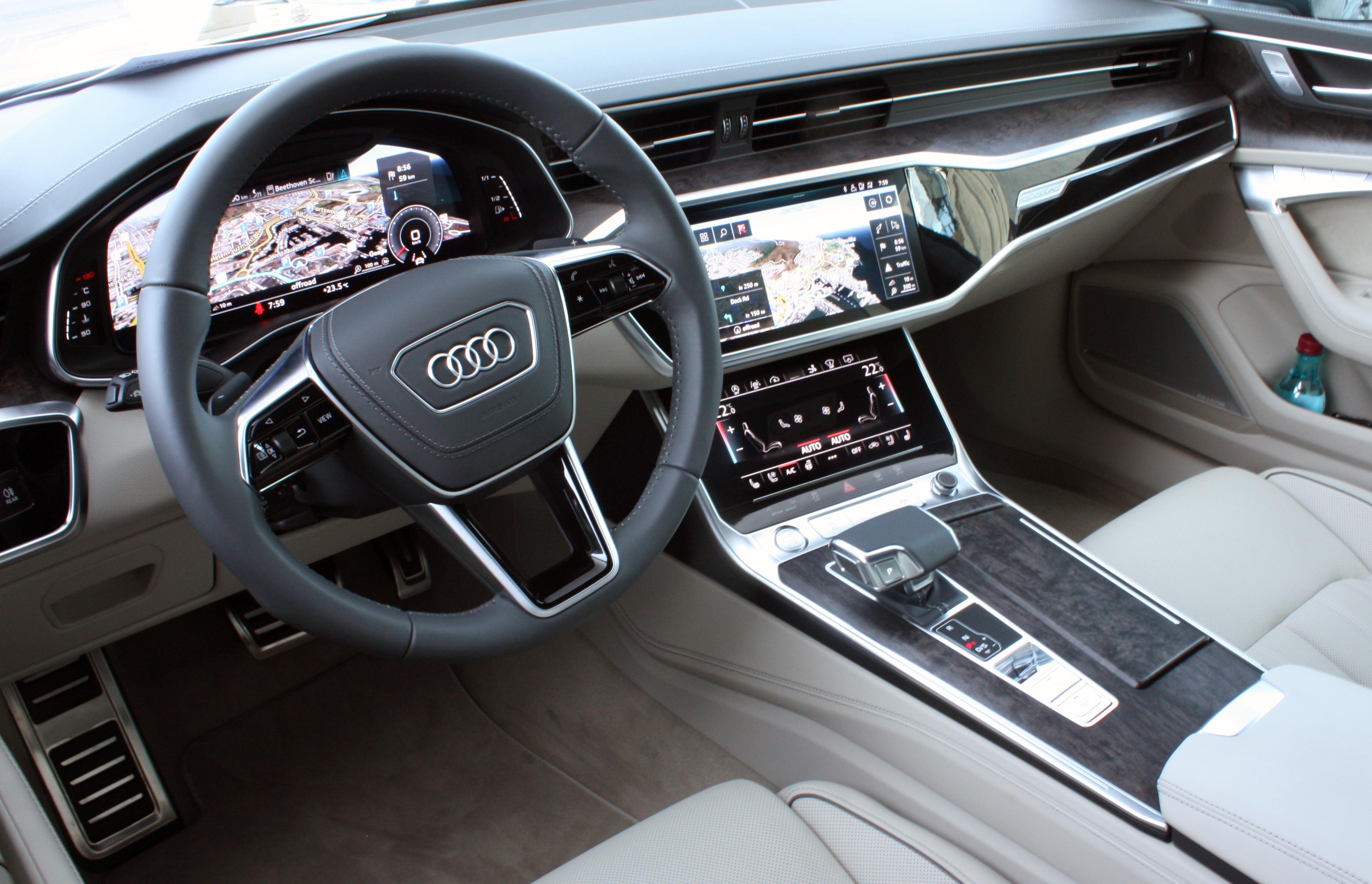2019 Audi A7 Sportback Review
