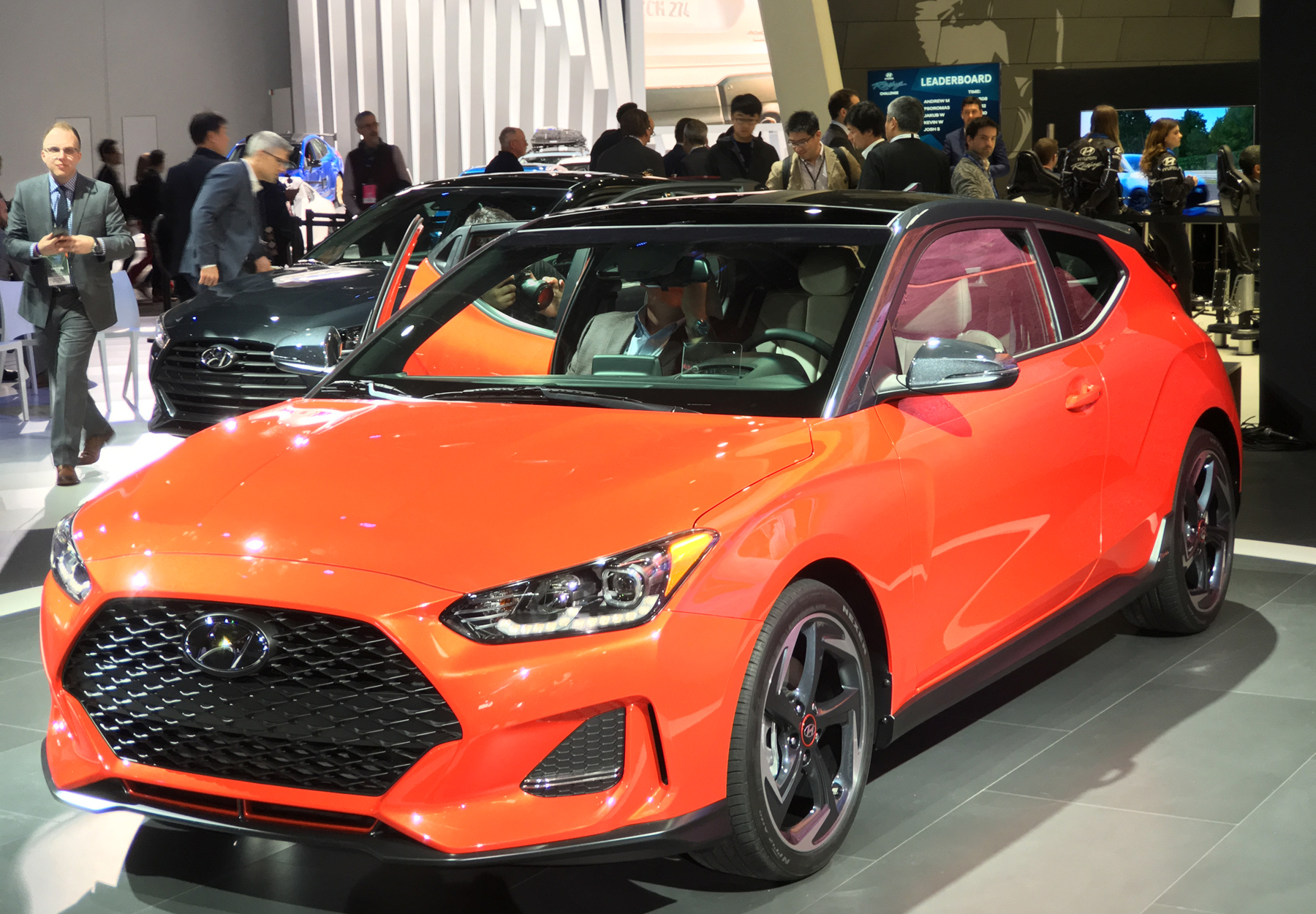 Canadian International AutoShow reveals