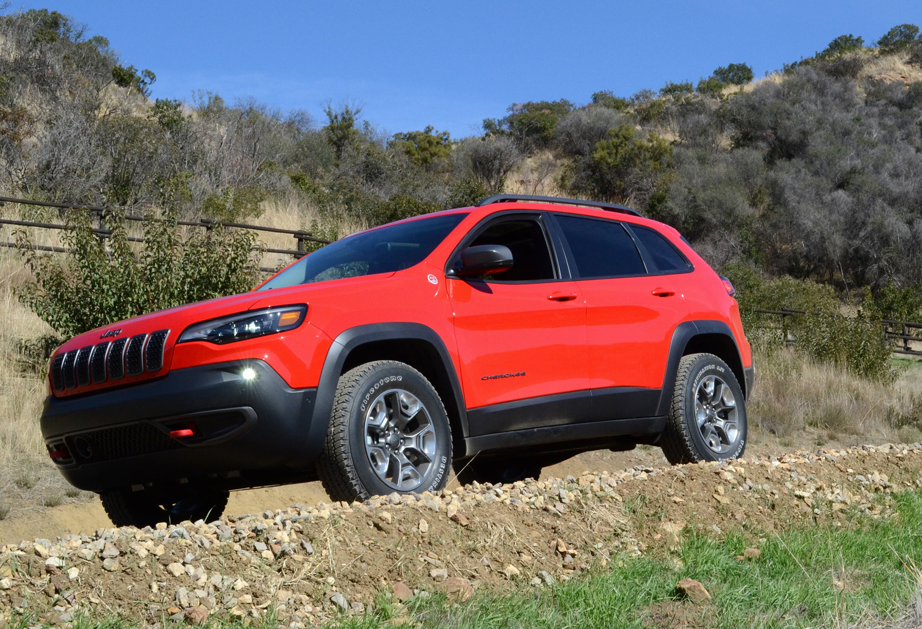2019 Jeep Cherokee review