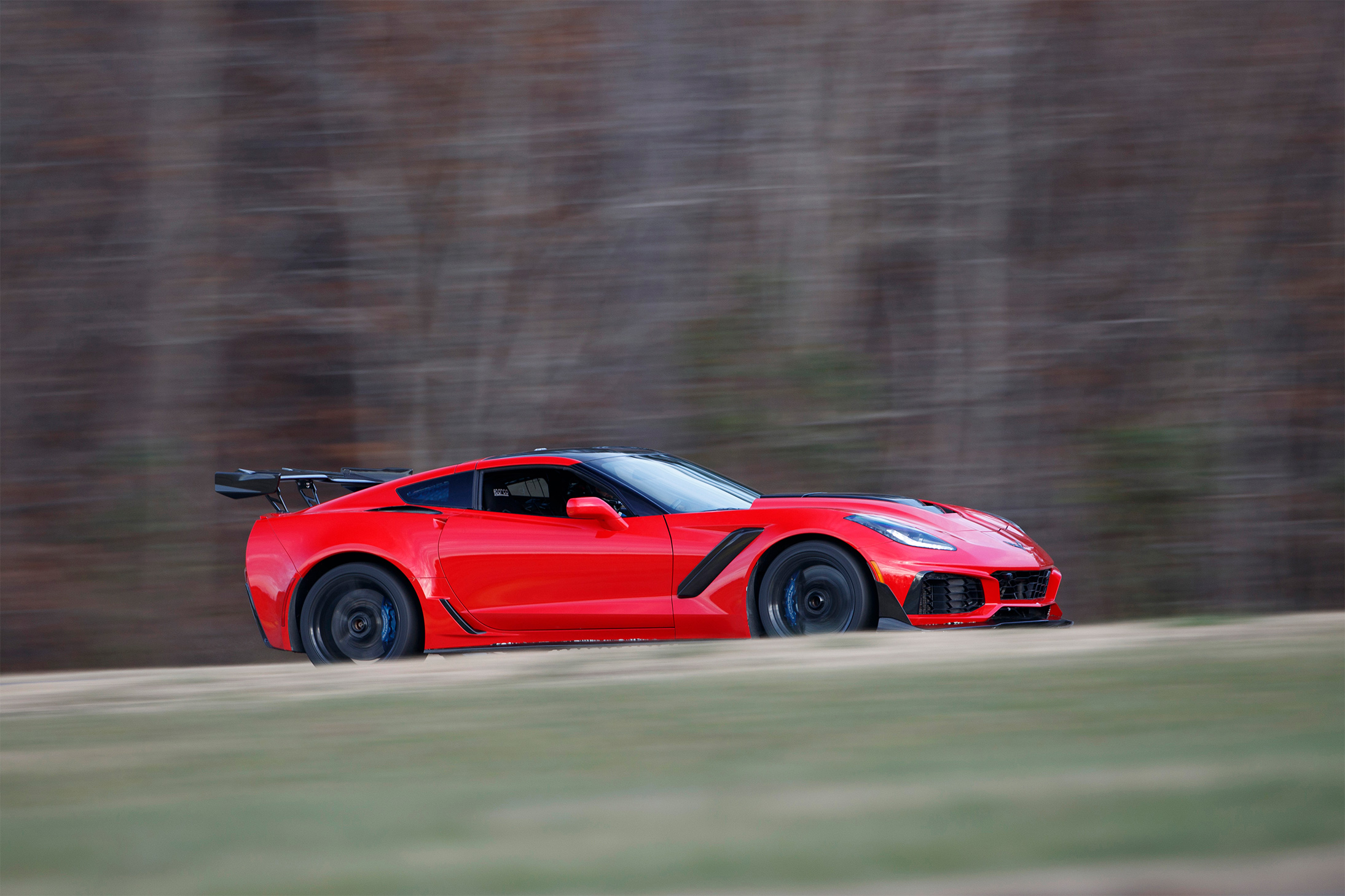 TrackWorthy - 2019 Chevrolet Corvette ZR1 VIR Lap Record Holder (2)